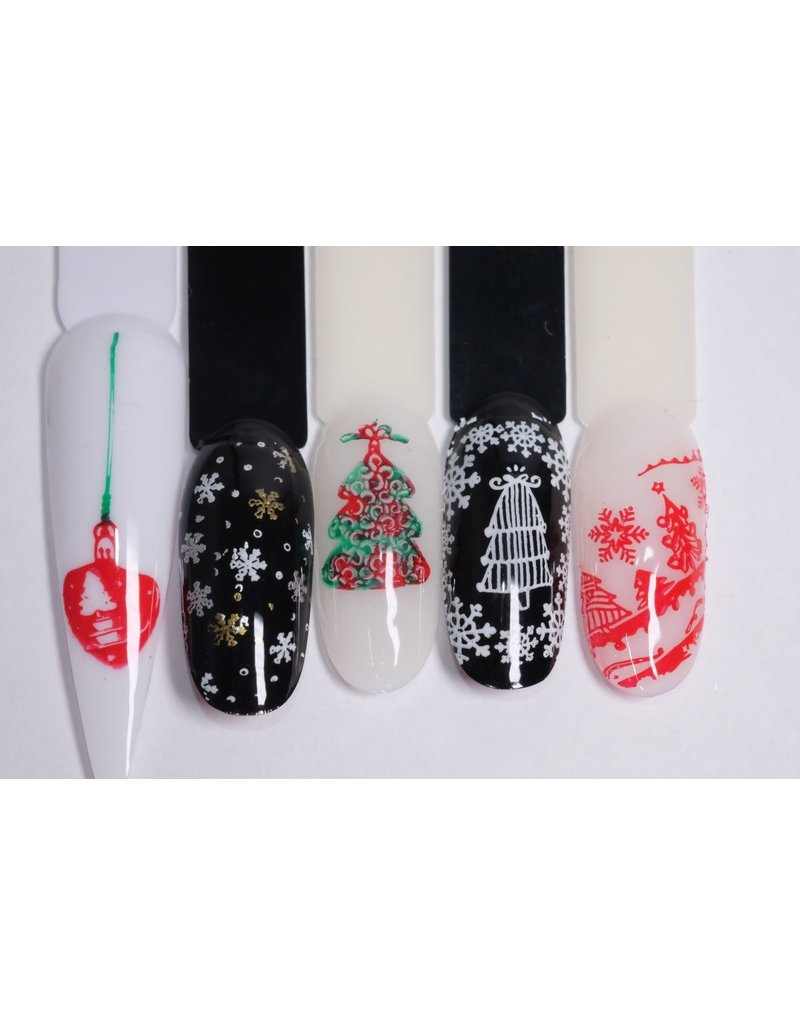MPK Nails® Stamping Schablone XY-06