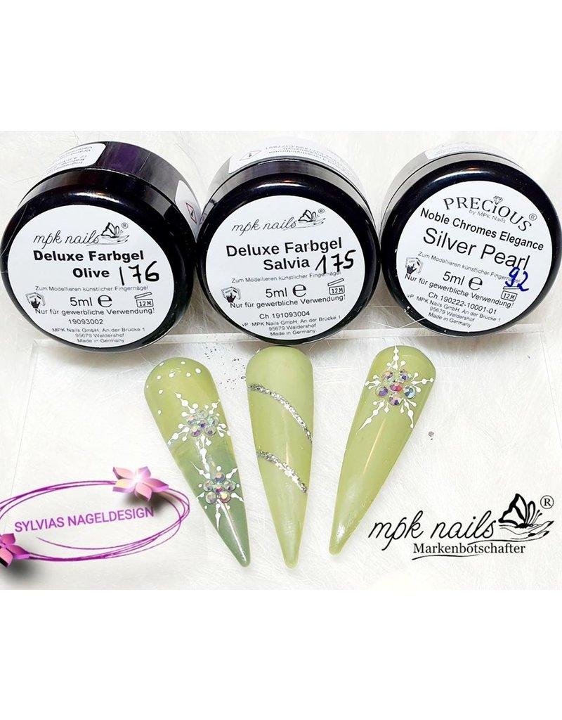 "MPK Nails® Deluxe Farbgel ""Salvia"""
