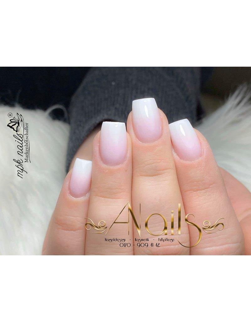 Acrylpuder Weiß