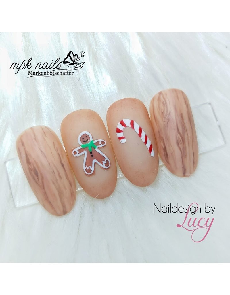 """MPK Nails® Deluxe Farbgel """"Chocolate"""""""
