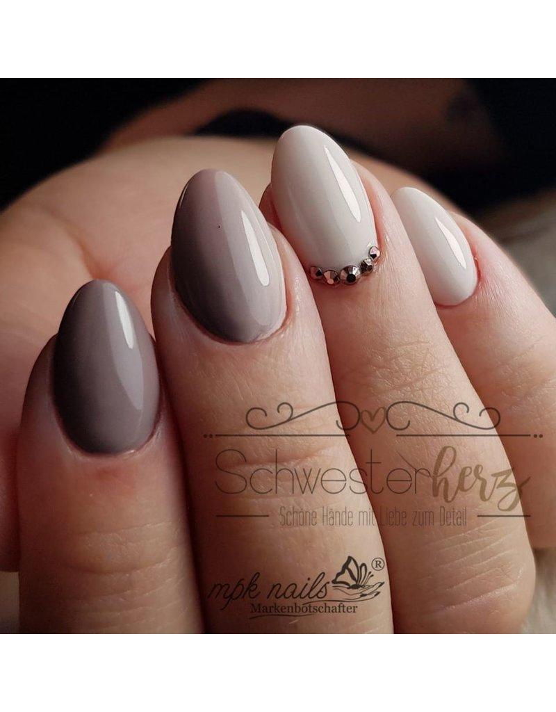 MPK Nails® Deluxe UV-Painting Gel 5ml B868 Dark Nude