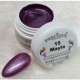 Precious by MPK Nails® Precious Farbgel 15 Mayla