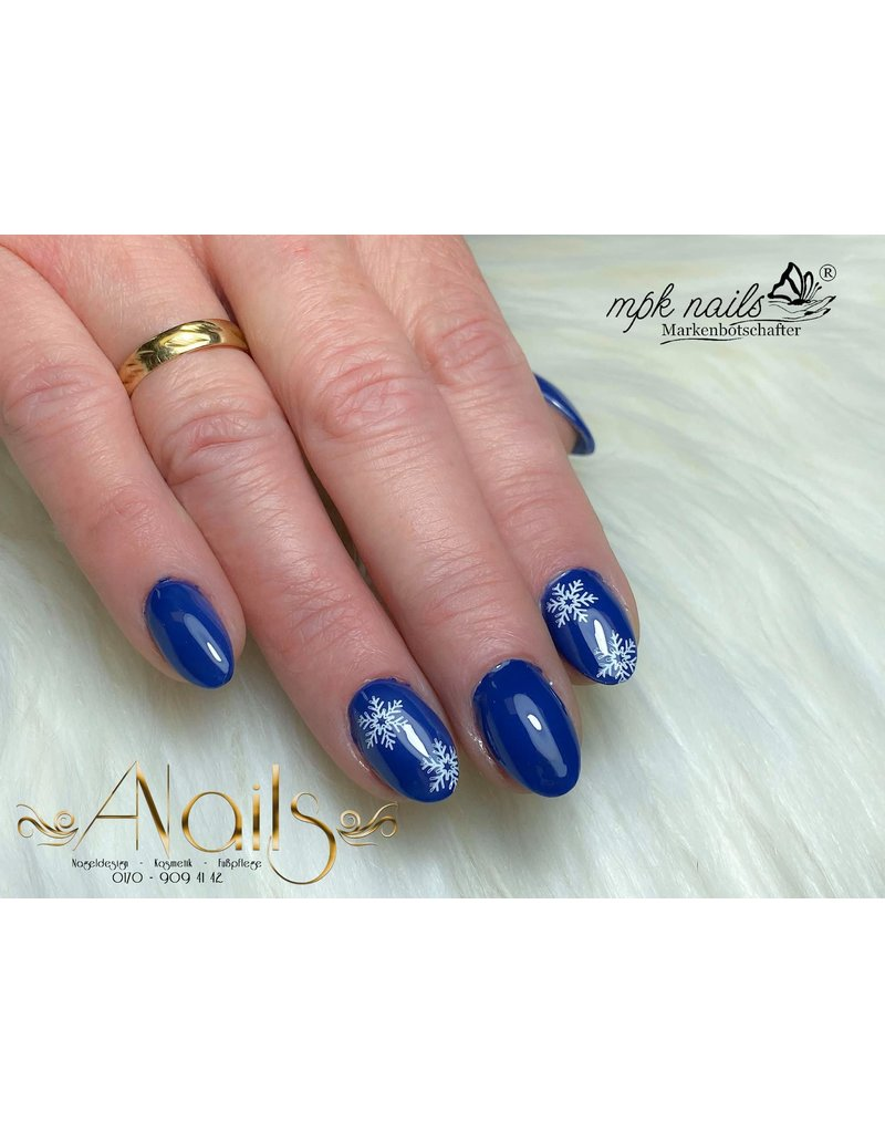 "MPK Nails® Deluxe Farbgel ""Lapis"""