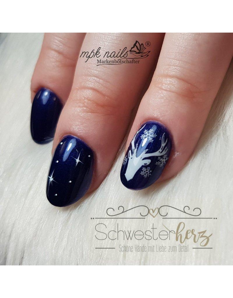 Basic Farbgel 57 Lapis Blue