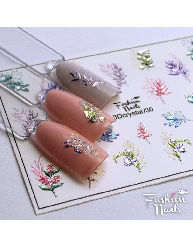 Nail Wraps 3DC 30