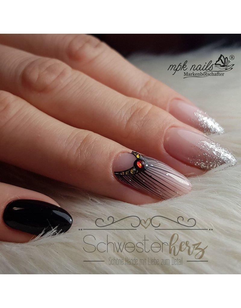 Nail Wraps 3D Crystal