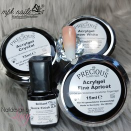 Acrylgel Babyboomer - Set 2