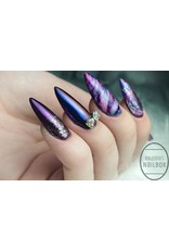 Ink Nail Color Purple