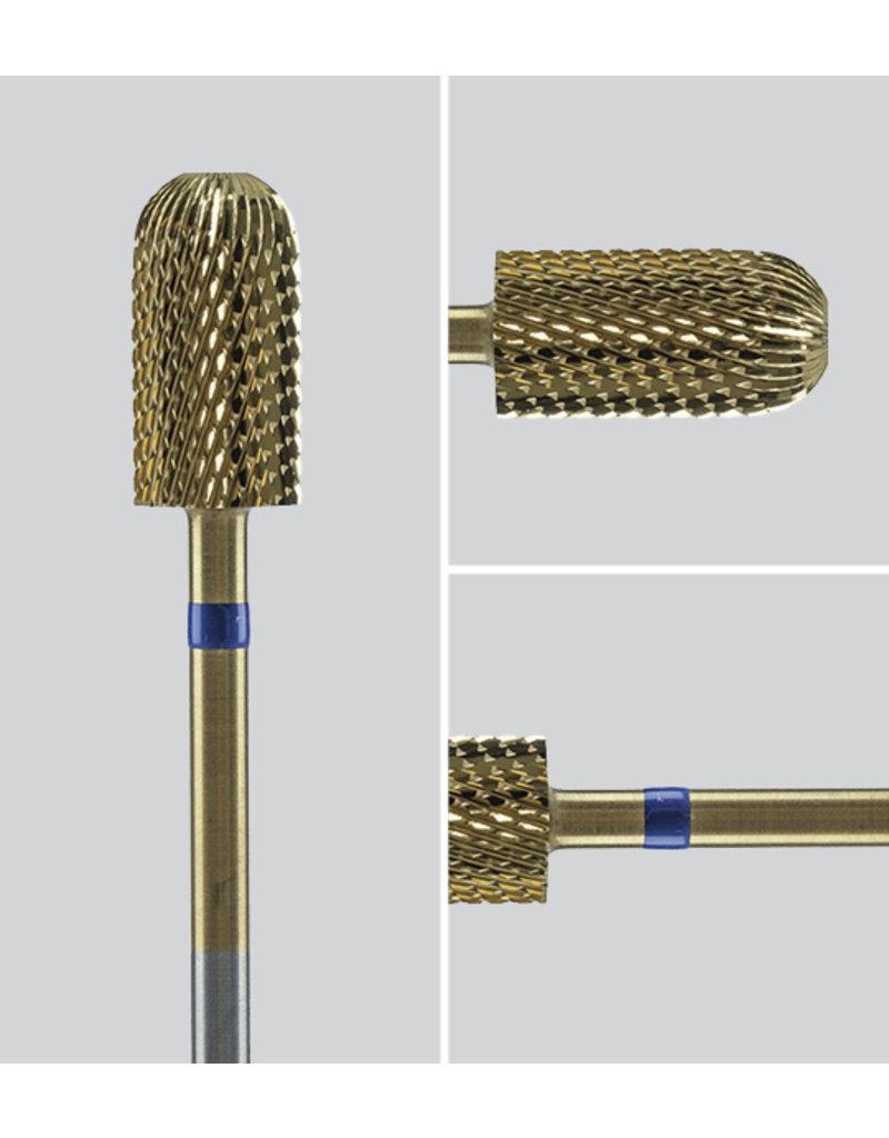 Kemmer Nails Kemmer Vollhartmetallfräser, Kreuzverzahnung mit Kuppe