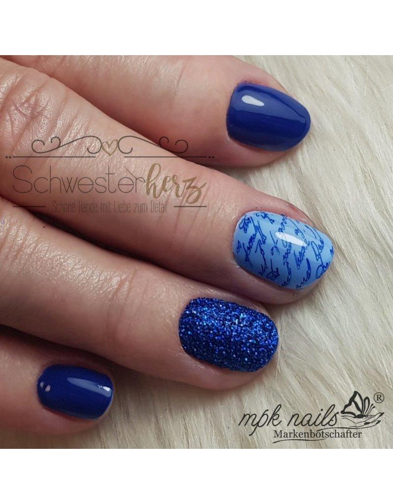 Deluxe Farbgel B110 Intensive Blue
