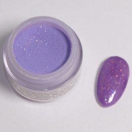 Farb-Acryl 10 Indigo Glitter