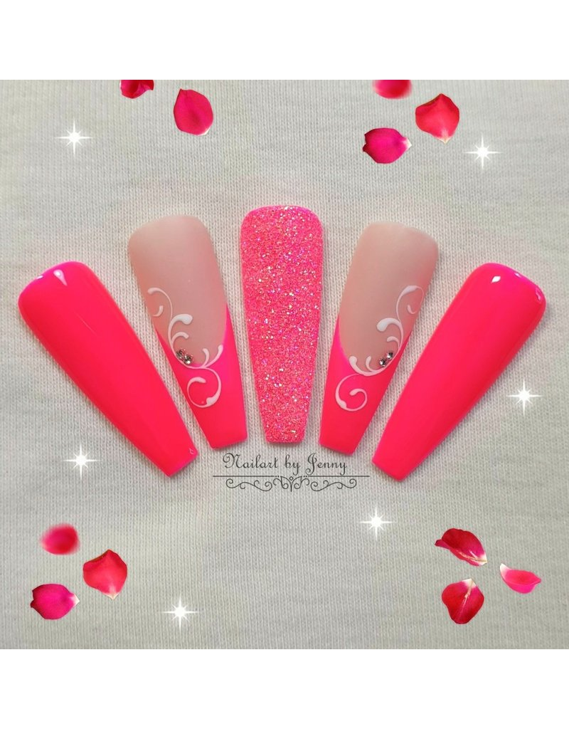 10ml Gel-Polish 10 - Neon Pink