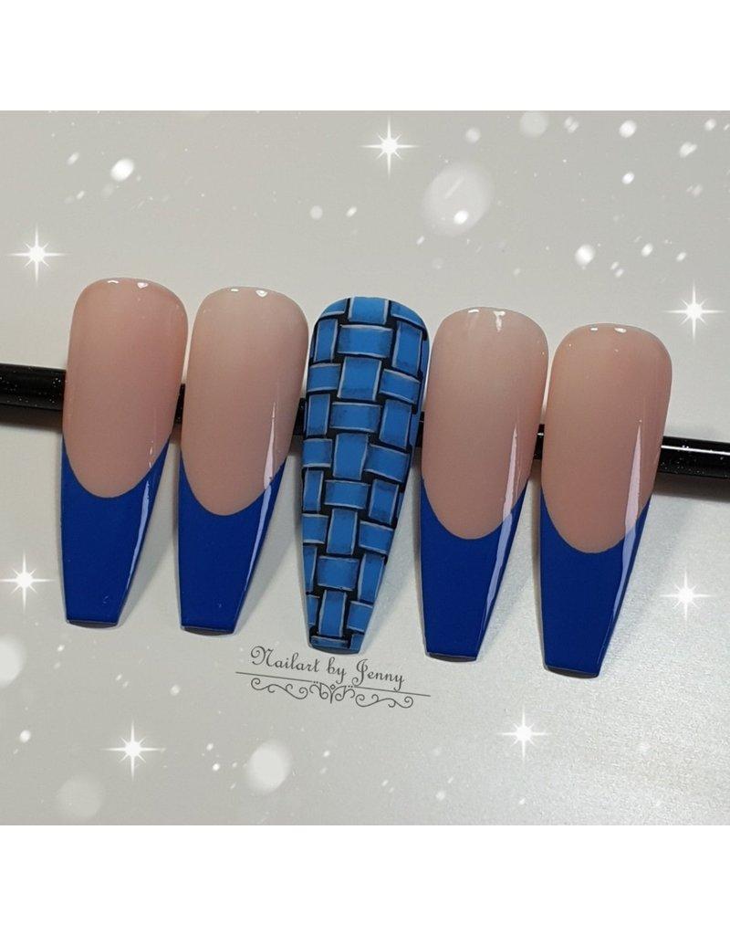 10ml Gel-Polish 27 - Pastel Neon Blau