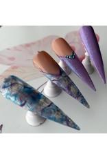Ink Nail Color Pearl Lila