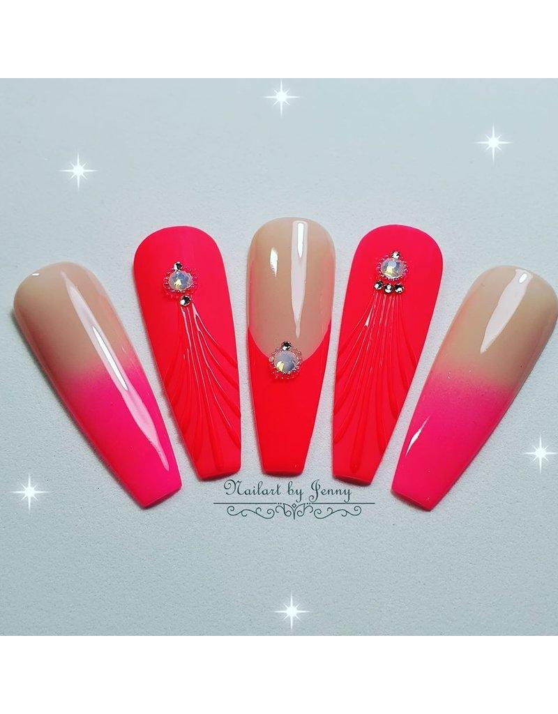 Deluxe UV-Painting Gel 5ml 974 Pop Art Pink