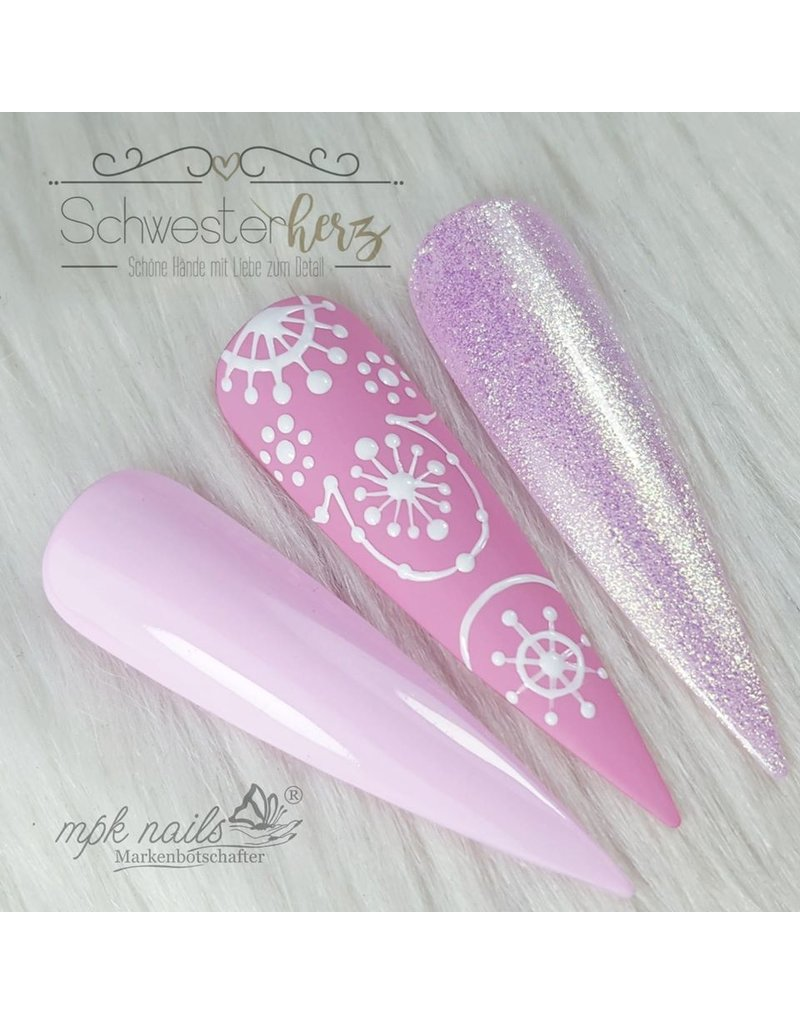 Non Sticky Deluxe Farbgel Fresh Pink