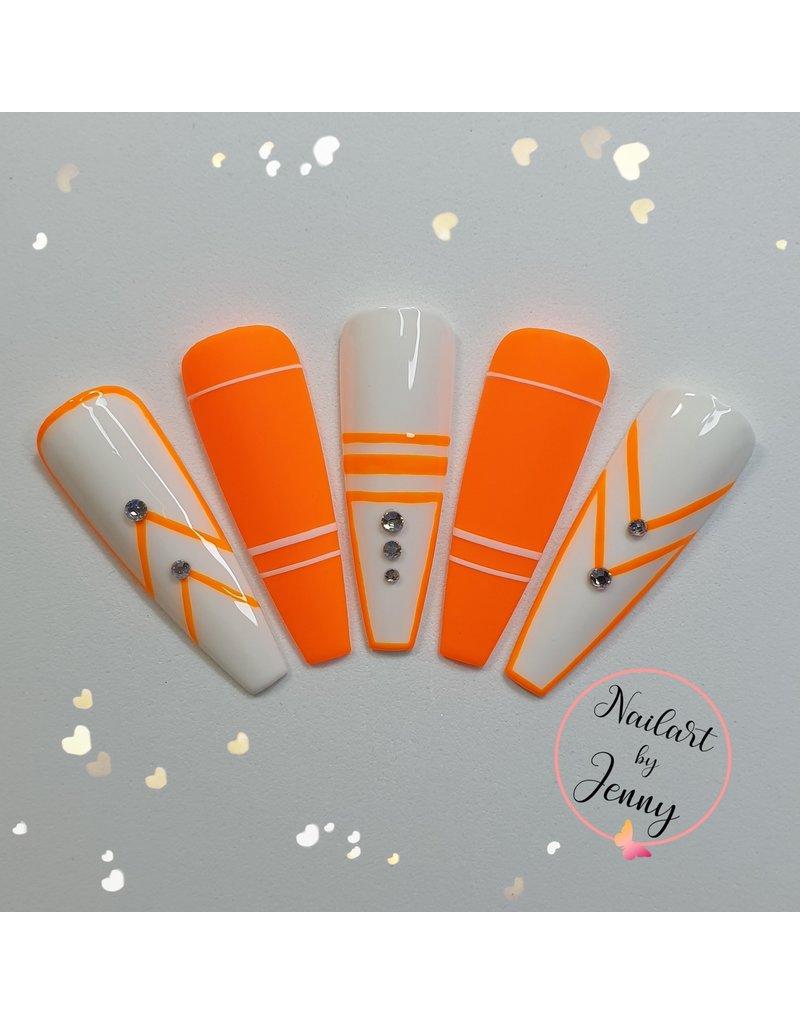 Deluxe UV-Painting Gel 5ml 971 Pop Art Orange