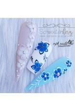 Precious Aqua White Rose