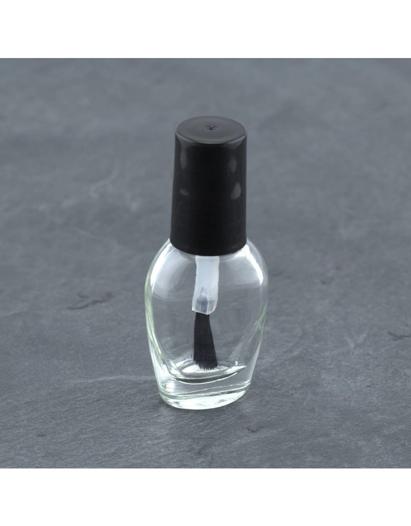 Leere Glasflasche 7ml Lily