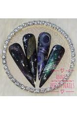 Magic 5D Cat Eye Farbgel Enigmatic Purple semi