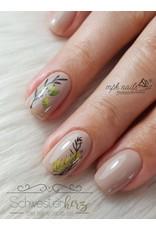 Nail Wraps metallic m266