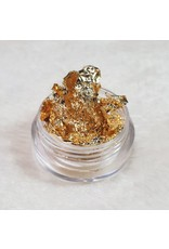 12x Nail Art Folie gold in Box