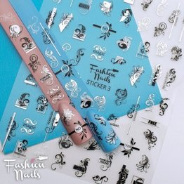 Fashion Nail Sticker ST03