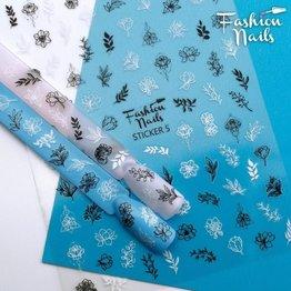 Fashion Nail Sticker ST05