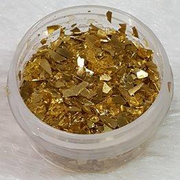 MPK Nails® Nail Art Glassplitter 11 – Gold