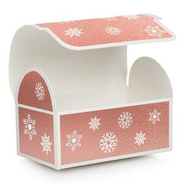 """Weihnachtsverpackung """"Geschenktruhe PEDIBAEHR"""""""