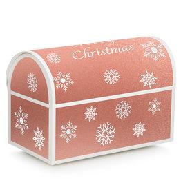 """Weihnachtsverpackung """"Geschenktruhe  Beauty Concept"""""""