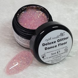Deluxe Farbgel Glitter Dance Floor