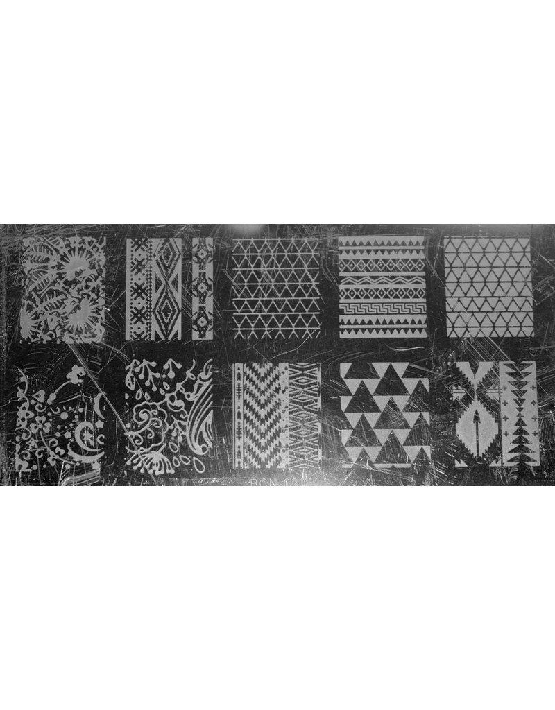Stampingplatten B-WARE
