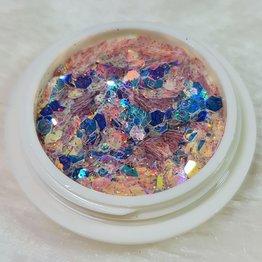 Nail Art Glitter Mix #03 Alice