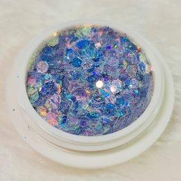 Nail Art Glitter Mix #05 Paige