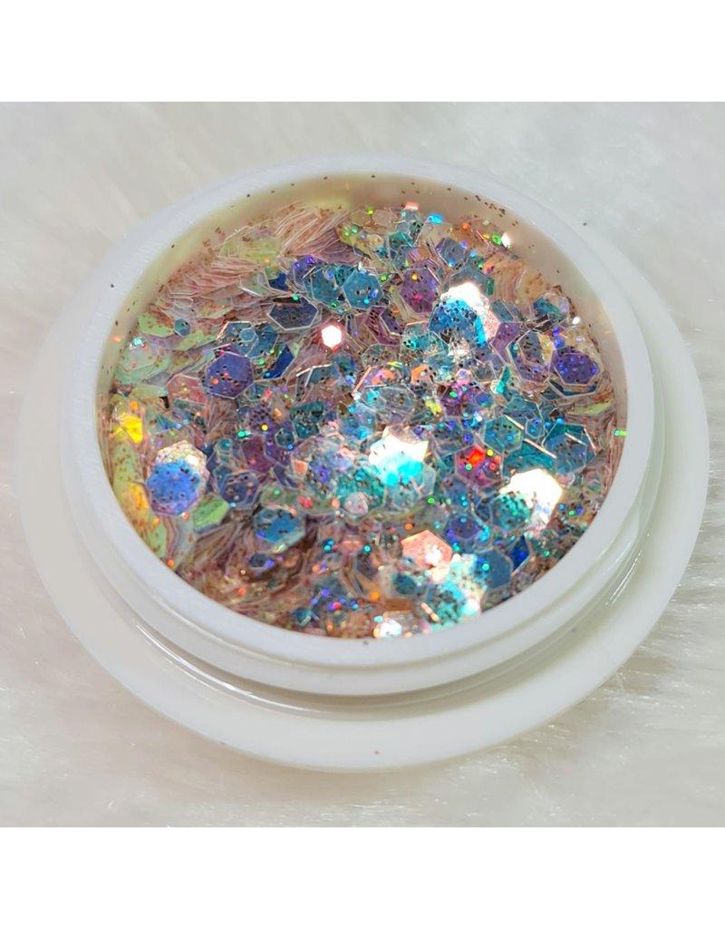Nail Art Glitter Mix #07 Rachel
