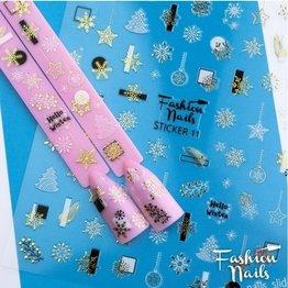Fashion Nail Sticker ST11