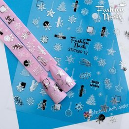 Fashion Nail Sticker ST12
