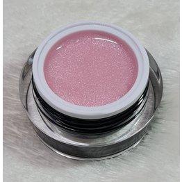 Precious Fiberglasgel Pastel Pink Sparkle