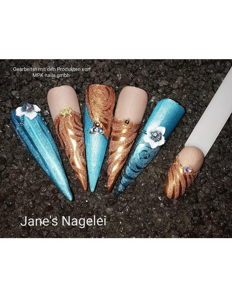 Nail Art Pigmentstift MCB23