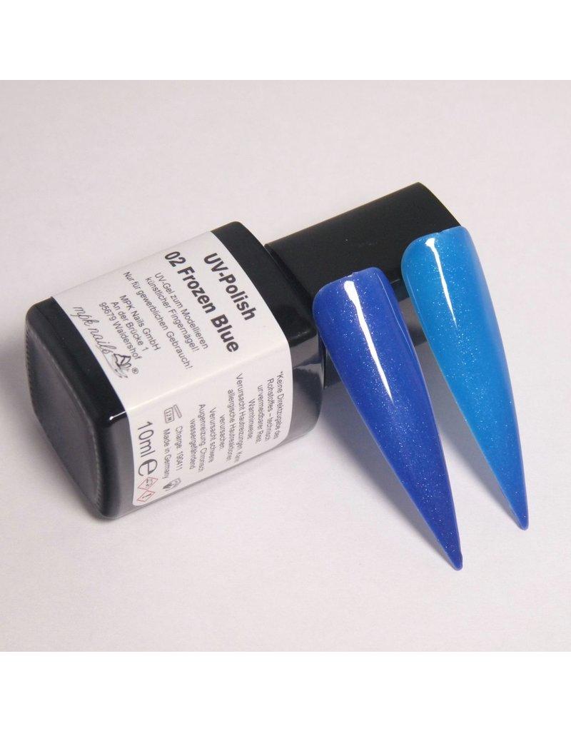 10ml Gel Polish Thermo Frozen Blue
