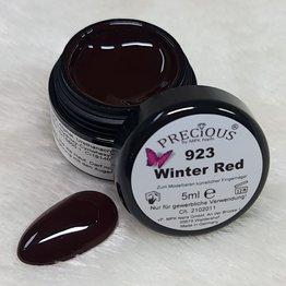 Precious Farbgel 923 Winter Red