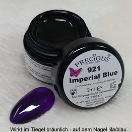 Precious Farbgel 921 Imperial Blue