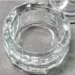 Dappen Dish Glas  - mittel