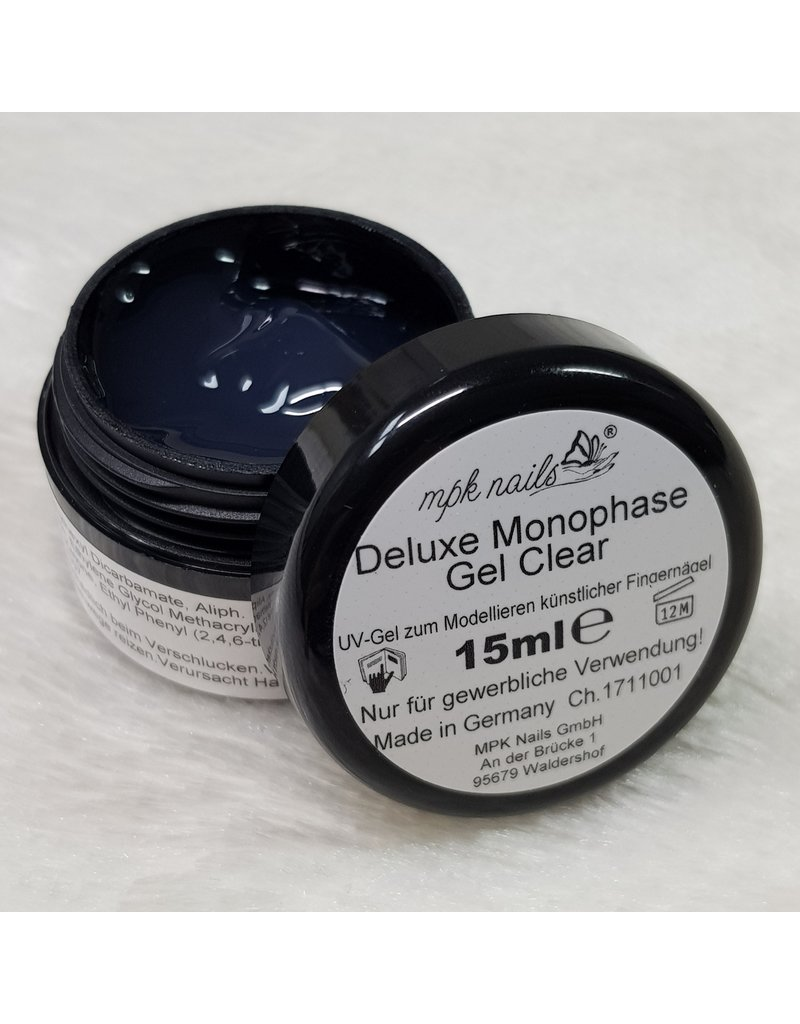 Deluxe Monophase Gel Clear