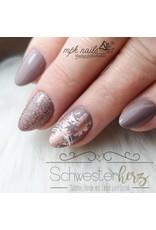 Nail Art Folie  silver