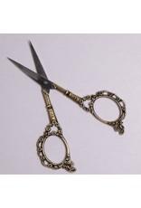 Nail Art Schere - Bronze