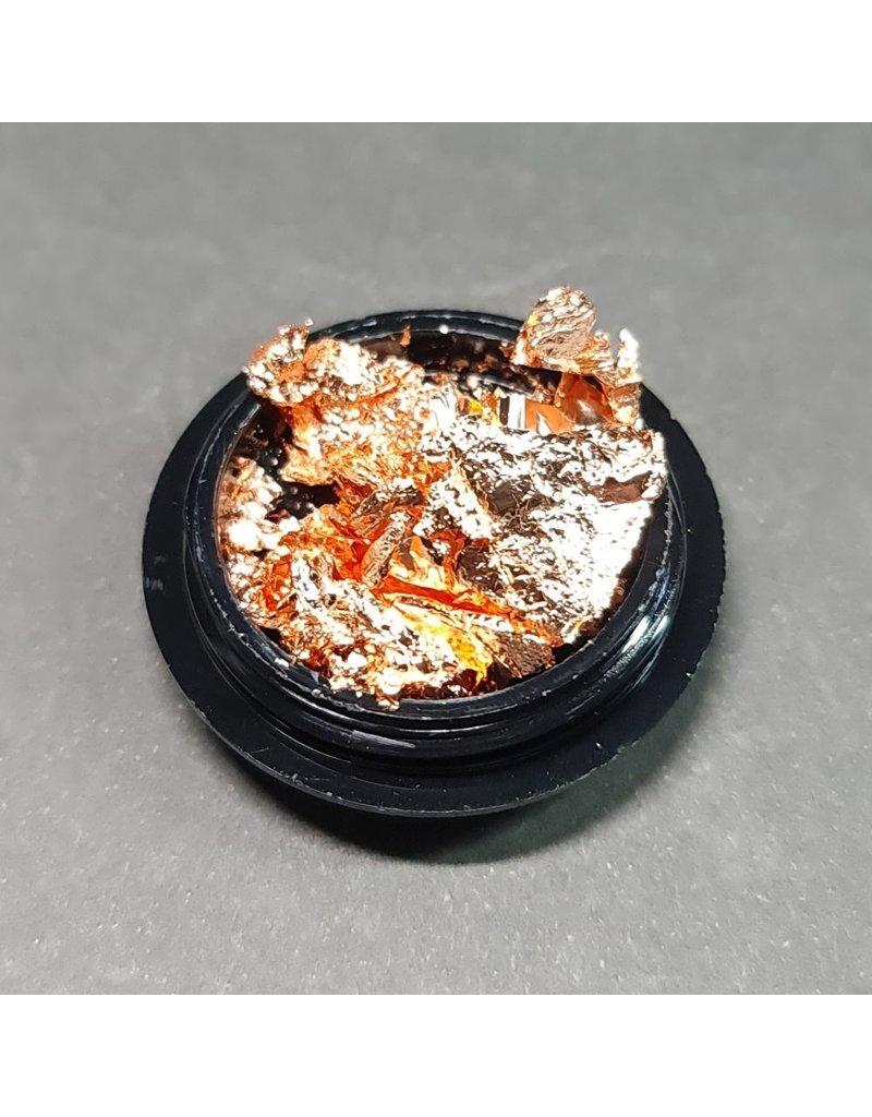 Nail Art Folie bronze