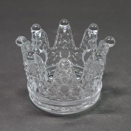 Dappen Dish Glas Krone