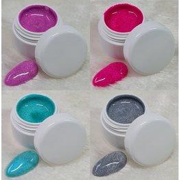 6x Precious Gemstone Farbgel im Set